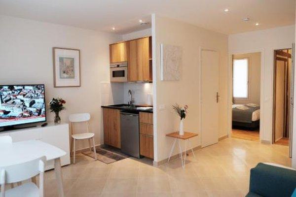 Jardin Saint Honore Apartments - фото 17