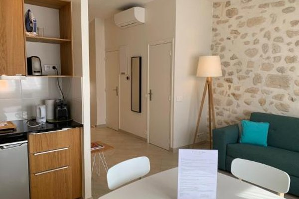 Jardin Saint Honore Apartments - фото 9