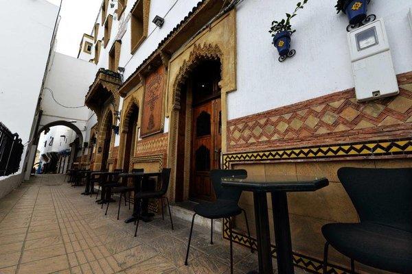 Hotel des Oudaias - фото 11