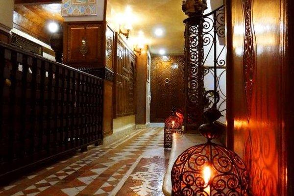 Hotel des Oudaias - фото 8