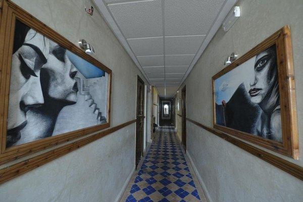 Hotel des Oudaias - фото 9