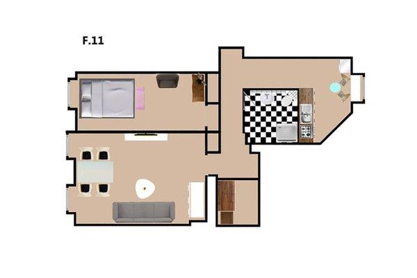 Apartments in Schoeneberg - фото 18