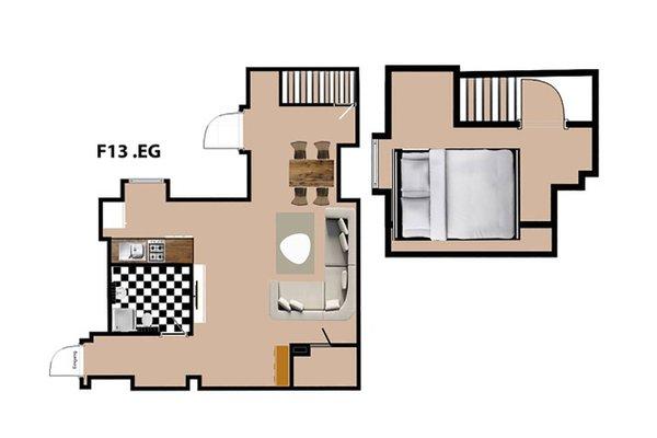 Apartments in Schoeneberg - фото 19
