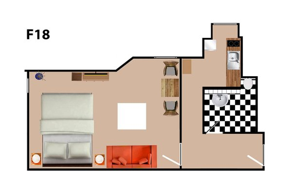 Apartments in Schoeneberg - фото 20