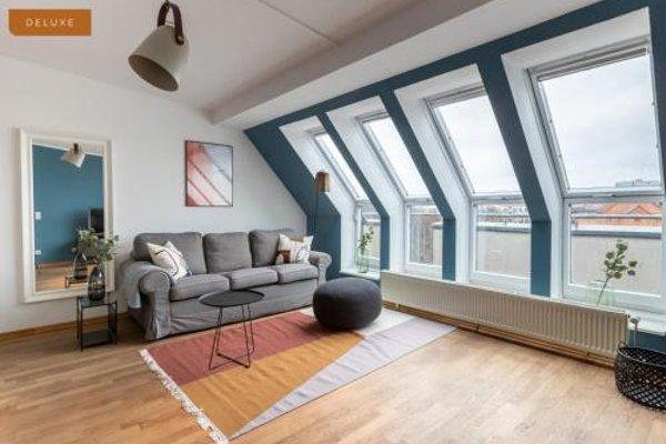 Apartment am Park Friedrichshain - 12