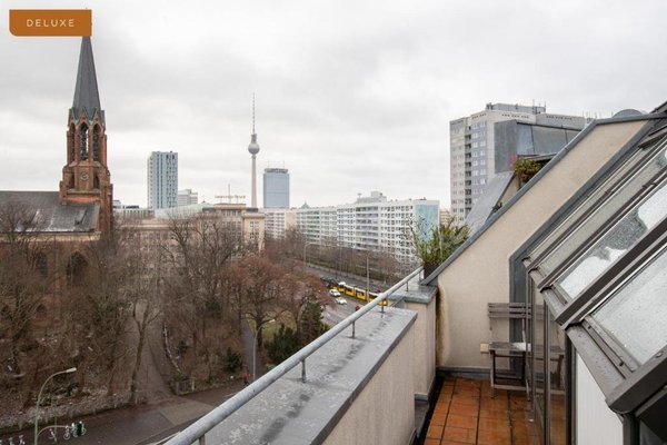 Apartment am Park Friedrichshain - 3