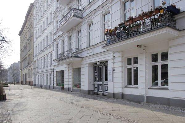 Apartment in Tiergarten - фото 19
