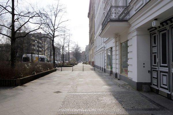Apartment in Tiergarten - фото 20