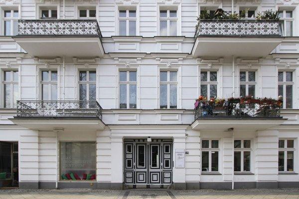 Apartment in Tiergarten - фото 21