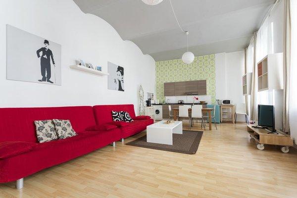 Apartment in Tiergarten - фото 22