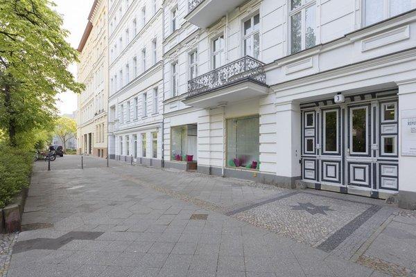 Apartment in Tiergarten - фото 23