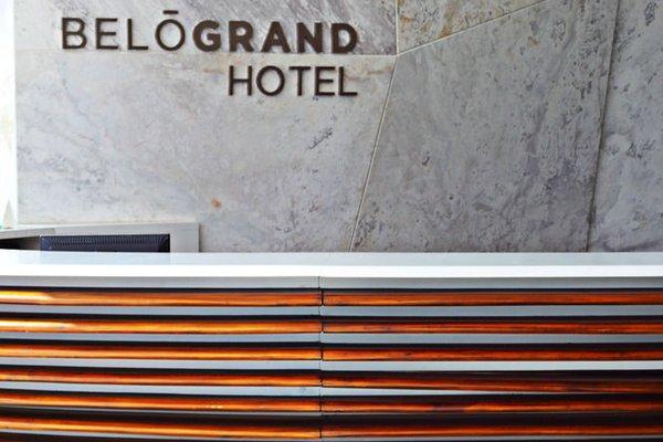 Hotel Belo Grand Morelia - фото 14