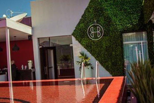Hotel Belo Grand Morelia - фото 15