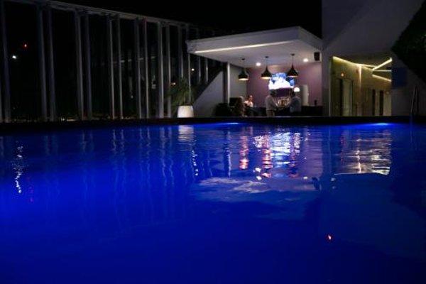 Hotel Belo Grand Morelia - фото 20