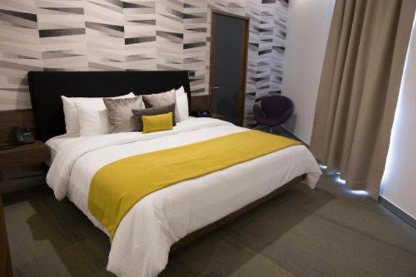 Hotel Belo Grand Morelia - фото 3