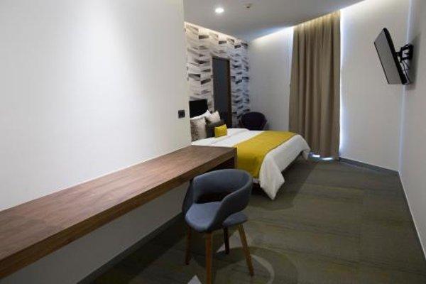 Hotel Belo Grand Morelia - фото 4