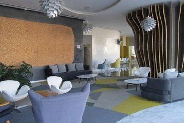 Hotel Belo Grand Morelia - фото 5