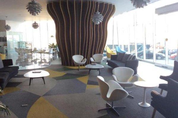 Hotel Belo Grand Morelia - фото 6