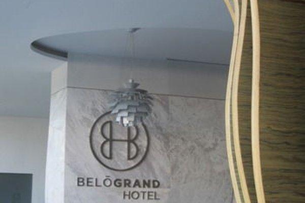 Hotel Belo Grand Morelia - фото 7