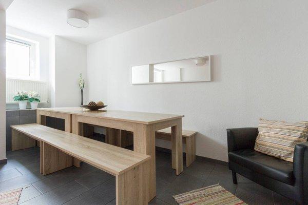 Apartment am Prenzlauer Berg - фото 12