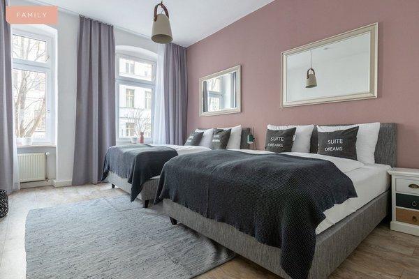 Apartment am Prenzlauer Berg - фото 22