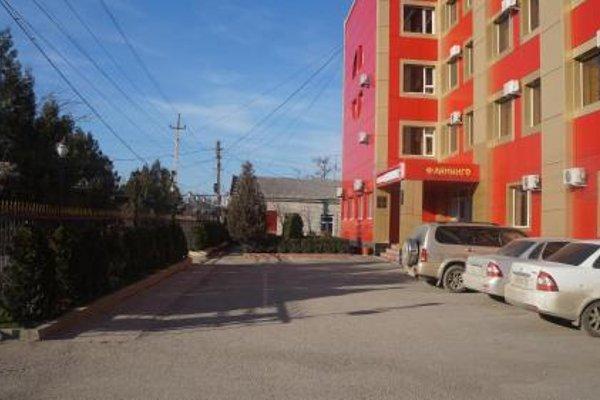 Отель Фламинго - фото 21