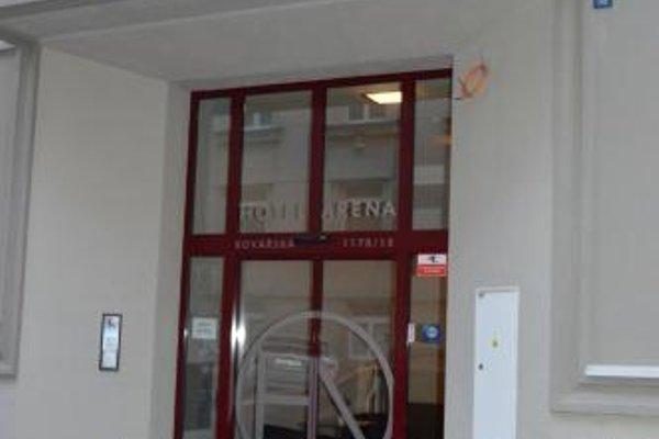 HOTEL ARENA - фото 21