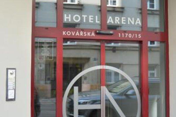 HOTEL ARENA - фото 9