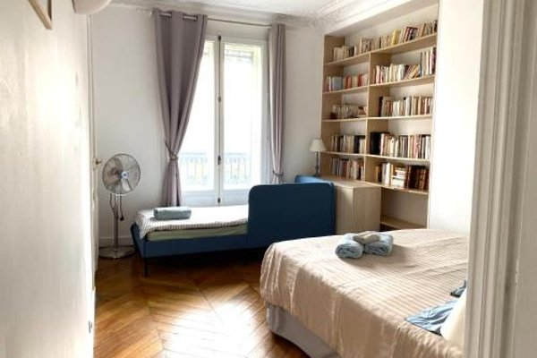 Marvellous Sunbathed 3BR at the heart of Paris - фото 15