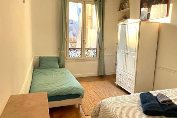 Marvellous Sunbathed 3BR at the heart of Paris - фото 21