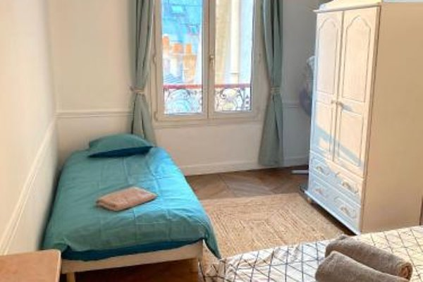 Marvellous Sunbathed 3BR at the heart of Paris - фото 22
