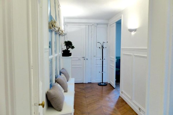 Marvellous Sunbathed 3BR at the heart of Paris - фото 4