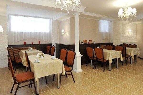 Гостиница ЕВРОПЕЙСКАЯ - фото 14