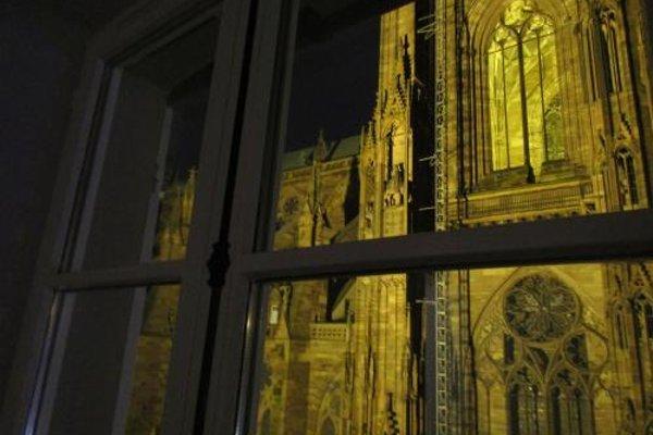 Apartement Place De La Cathedrale - фото 12