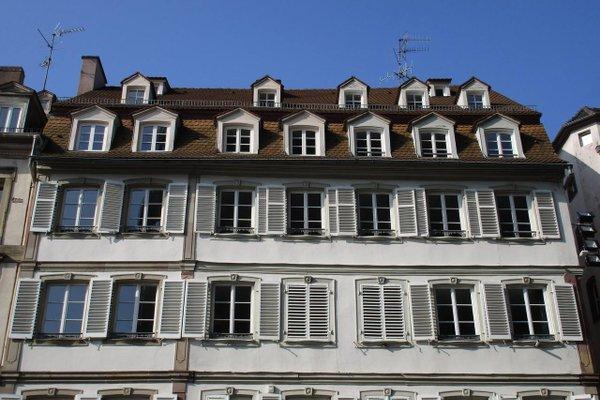 Apartement Place De La Cathedrale - фото 21