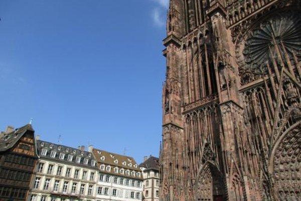 Apartement Place De La Cathedrale - фото 22
