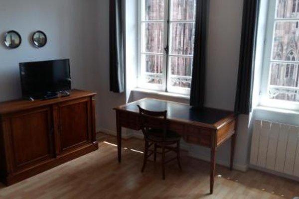 Apartement Place De La Cathedrale - фото 4