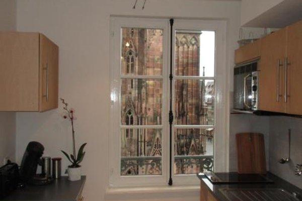 Apartement Place De La Cathedrale - фото 9