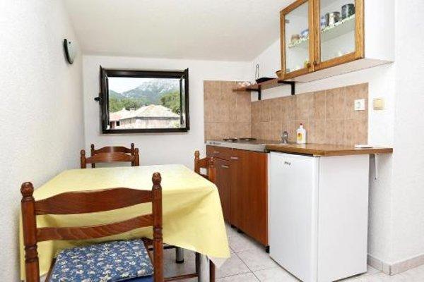 Apartment Trstenik 4567a - фото 17