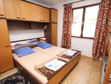 Guesthouse Quadruple Room Povljana 6476b