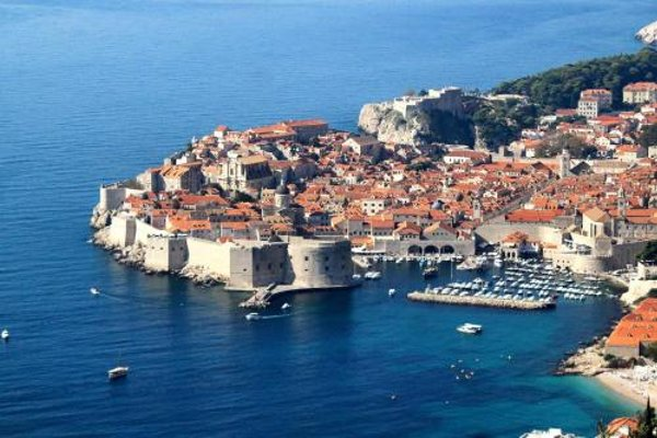 Apartment Dubrovnik 9099b - фото 22