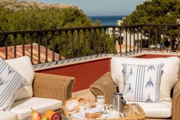 Hotel Cala Sant Vicenç - Только для взрослых - фото 19