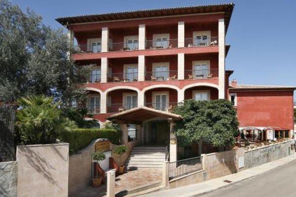 Hotel Cala Sant Vicenç - Только для взрослых - фото 23
