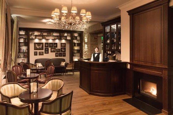 The von Stackelberg Hotel Tallinn - фото 11