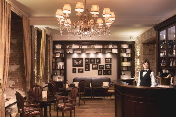 The von Stackelberg Hotel Tallinn - фото 14