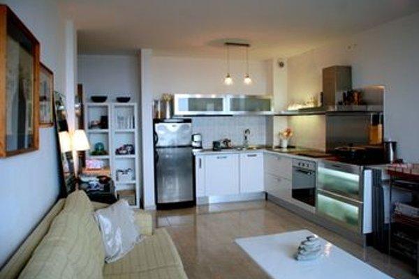 Baratero Vlas Marina Apartment - фото 12