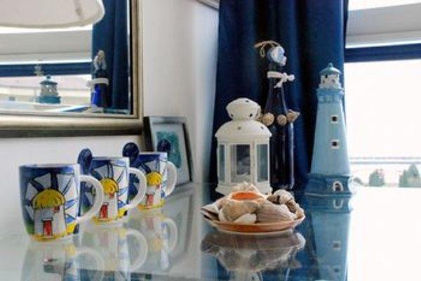 Baratero Vlas Marina Apartment - фото 21