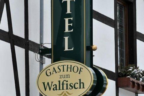Hotel Gasthof zum Walfisch - 23