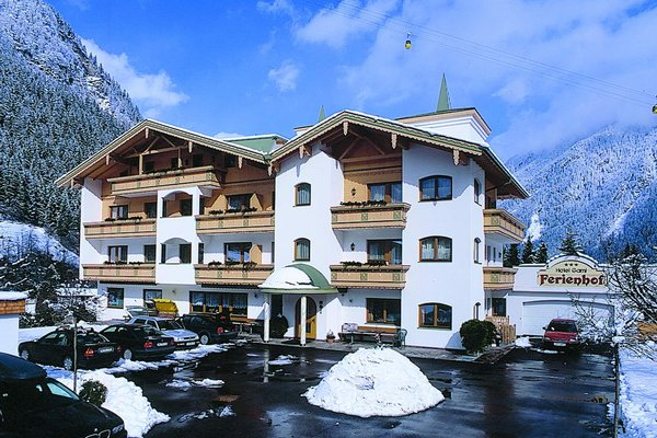 Alpenhotel Ferienhof - фото 23