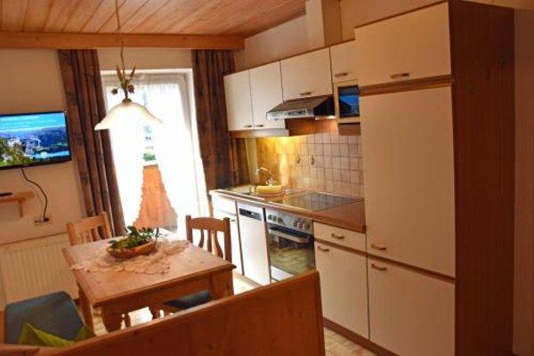 Ferienwohnungen Kroll - Appartements Viktoria und Landhaus Maria - фото 11